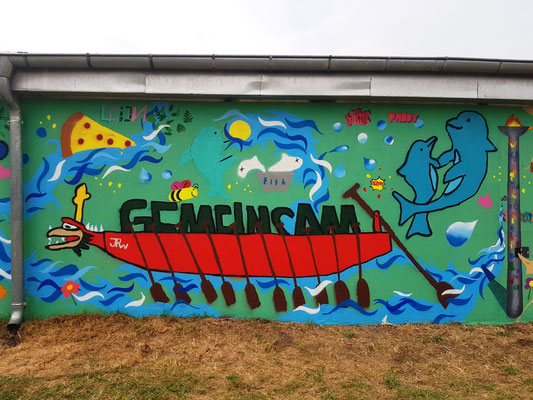 PAT23 2020 - Graffiti Workshop - Gemeinde Muldestausee
