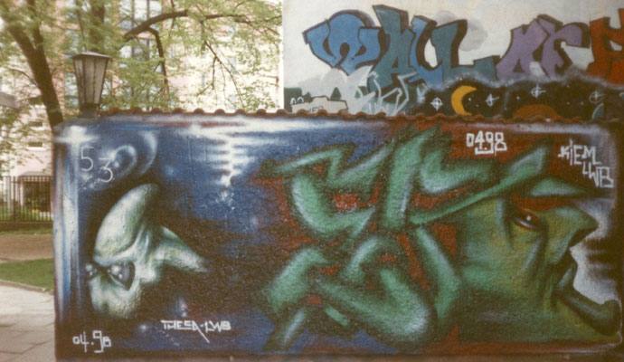 Thesa & Kiem - 1998