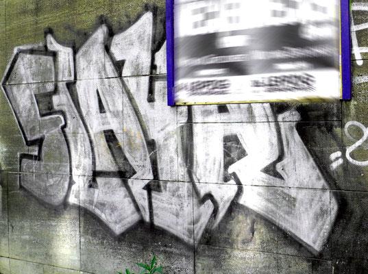 Slaya - Streetbombing 90er Jahre Graffiti