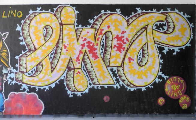 Lino - 180°Rotation (Ambigramm)