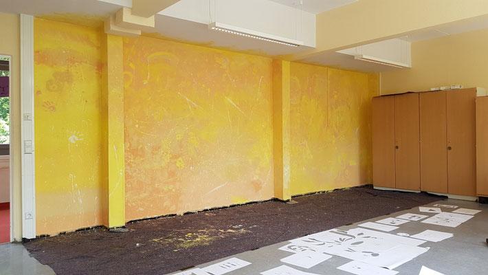 PAT23 2019 - Graffiti Workshop Leipzig - Lene Voigt Schule