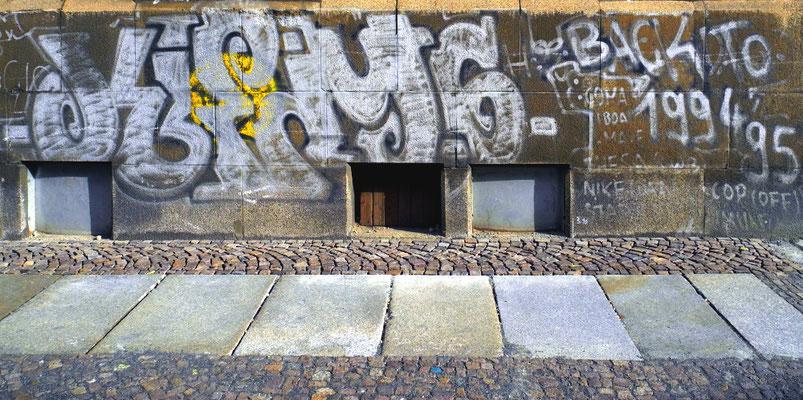 Kiem6 - Streetbombing 90er Jahre Graffiti