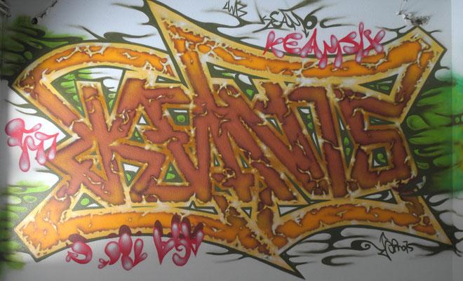 Keam6 - 180°Rotation (Ambigramm)