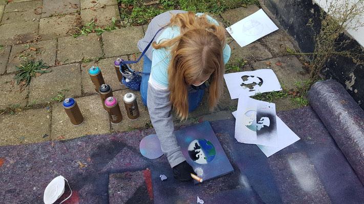 PAT23 2019 - Graffiti Workshop Leipzig-Halle - Saaleschule