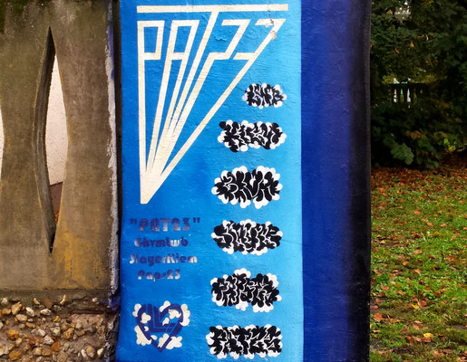 PAT23 - Schablonen Graffiti Styles