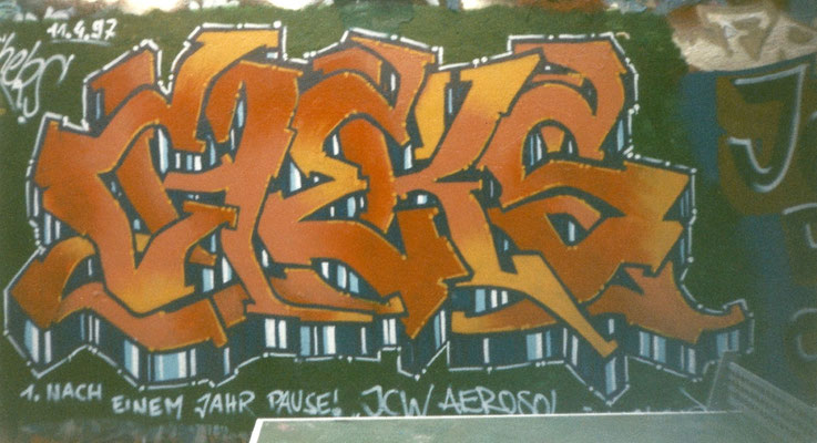 Cheks - JCW53 - 1997