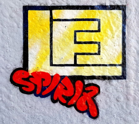LFE Spirit - Schablonen Graffiti Styles