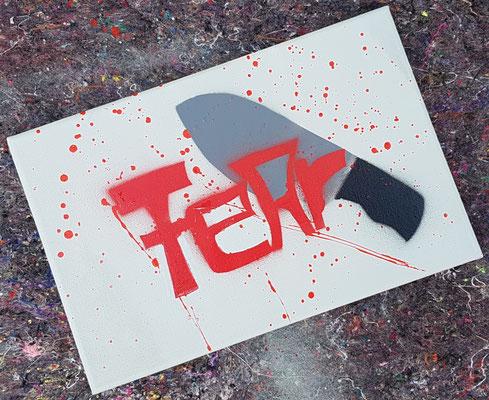 PAT23 2019 - Graffiti Workshop Leipzig Schkeuditz - Schule