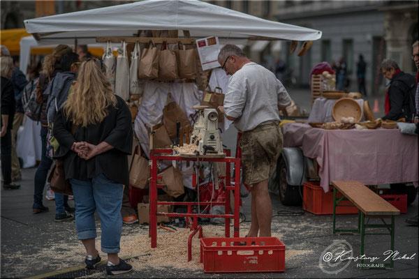 Bio Ernte Fest 2018 am Grazer Hauptplatz/letztes Septemberwochenende
