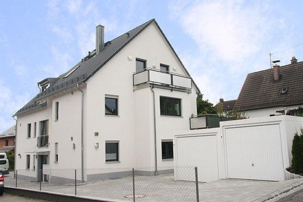 BV: Riegelstraße/Pfaffenhofen