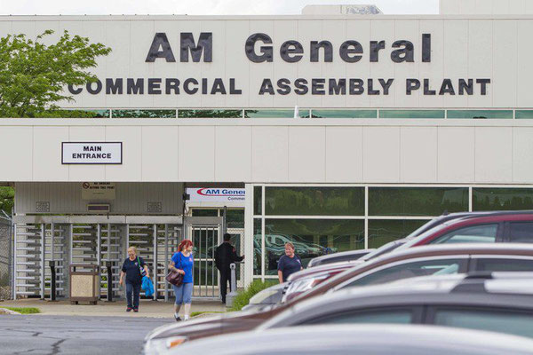 AM General COMMERCIAL ASSEMBLY PLANT