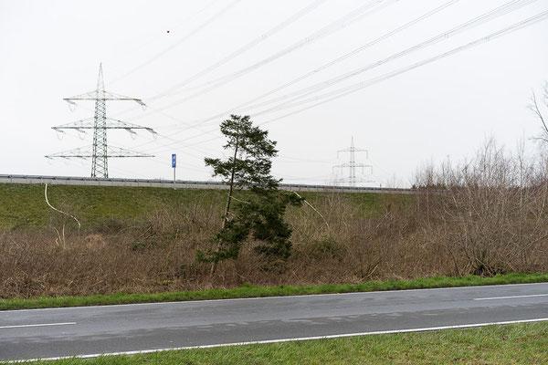 Umgebung der Autobahn A1