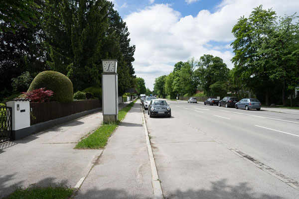 Southern Munich Street