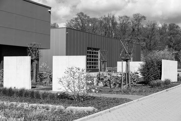 Garten- und Landschaftsbau im Hansa-BusinessPark