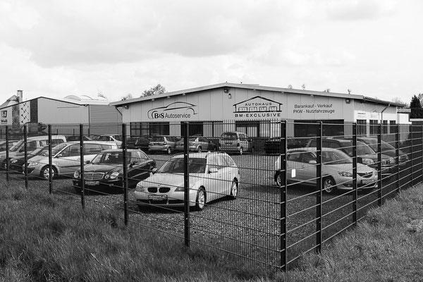 B&S Autoservice im Hansa-BusinessPark
