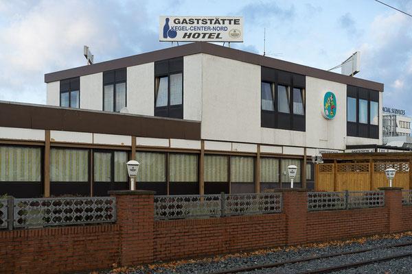 Braunschweig: Hotelbebauung in der Nähe des VW-Werksgeländes