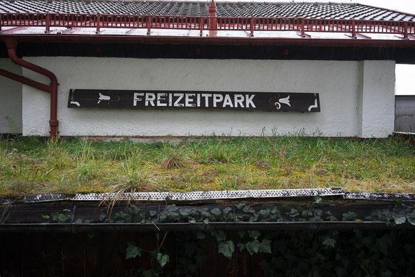 Freizeitpark-Alm