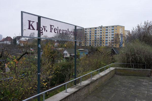 Braunschweig: Naherholung in einer Kleingartenanlage