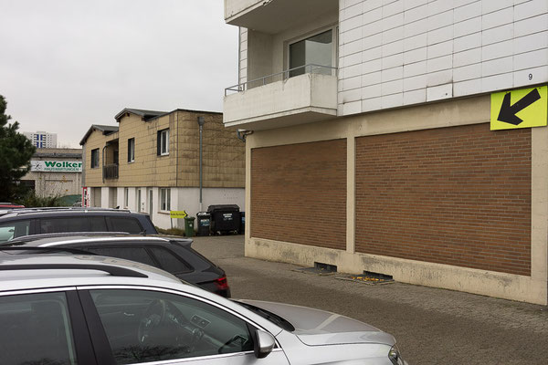 Braunschweig: Mischung aus Wohn- und Industriebebauung