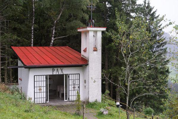 Kapelle auf der Alm
