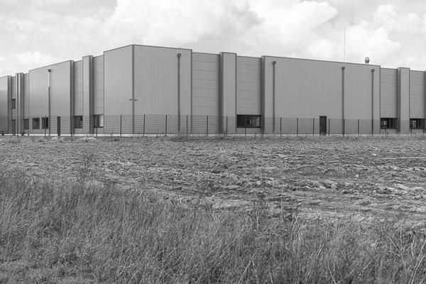 Industriehalle im Hansa-BusinessPark
