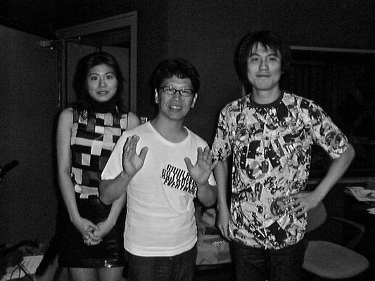 東京FM『南こうせつの週末はログハウスで』にVl.依田彩さんとゲスト出演させて頂きました。