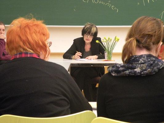 Prof. Christina Thürmer-Rohr | Foto: Susanne Seifert