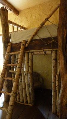 Les lits cabanes appréciés des enfants