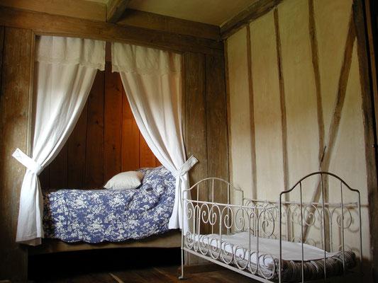 Le charme du lit alcôve