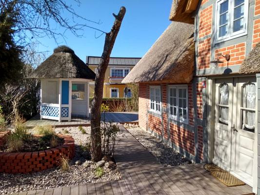 Haus im renovierten Zustand