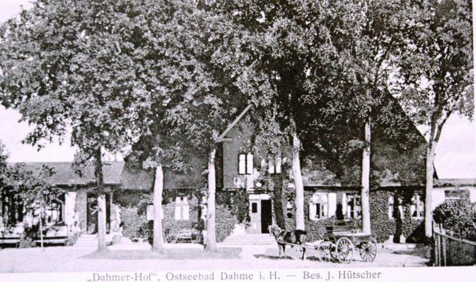 Dahmer Hof 1954