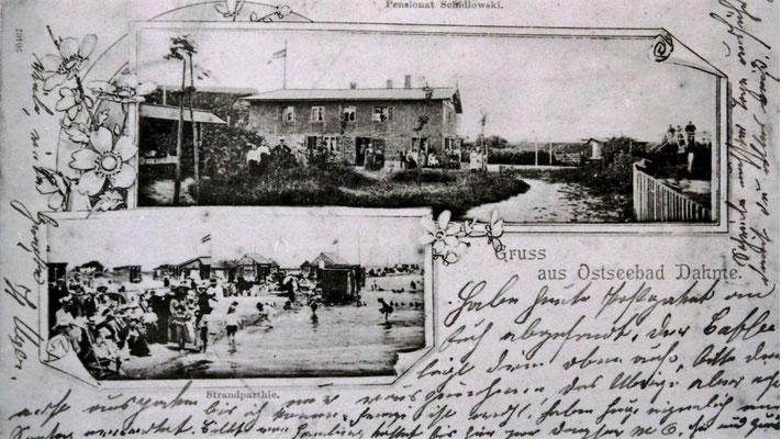 Pension Schiedlowski 1902