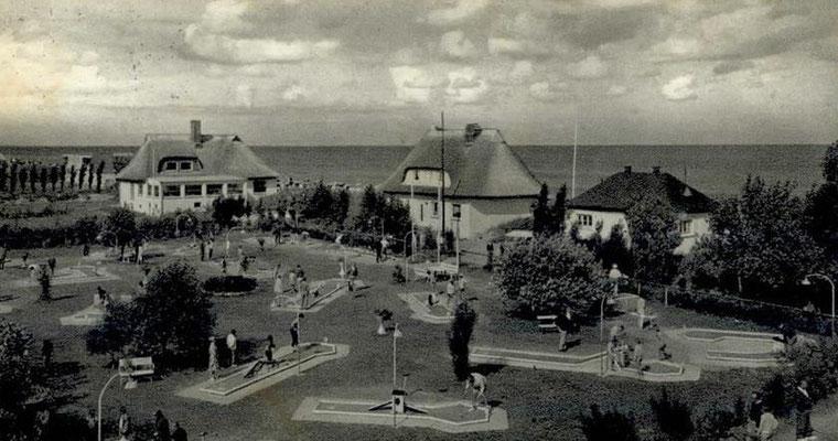 3 Kurmittelhaus - Finke - Ende Promenade 1959