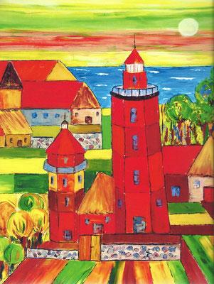 3 - Leuchtturm Dahmeshöved