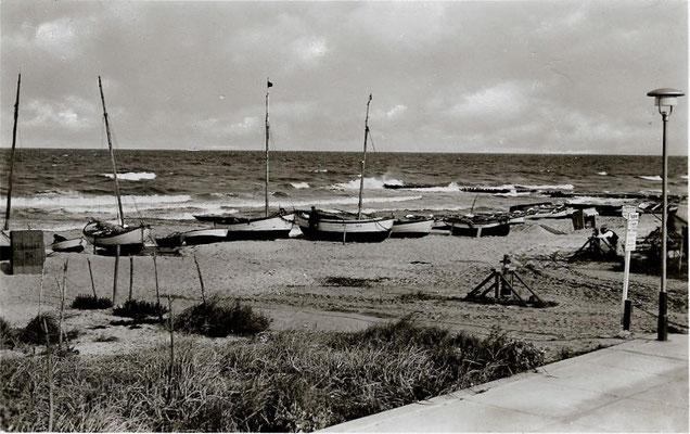 Dahmer Fischerstrand 1950