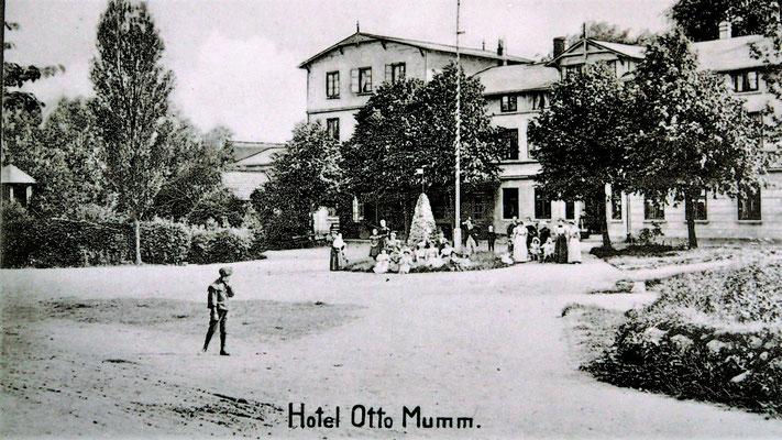 Hotel Otto Mumm (Ostseehotel)
