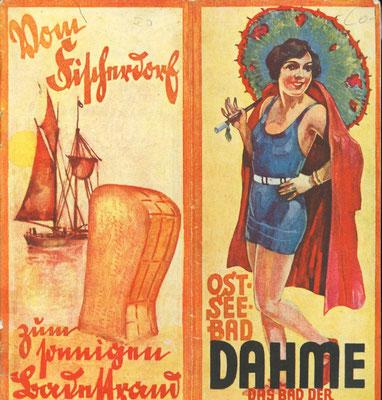 1931 Jubiläumsbroschüre