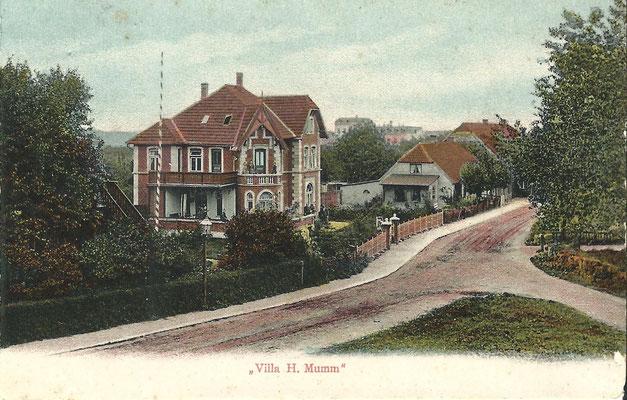 Villa Mumm (Brillenfabrik/ Dr. Herholz)