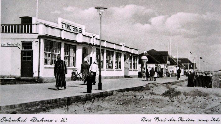 Strandhalle 1956
