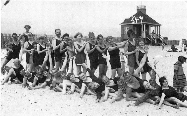 Badeleben 1924