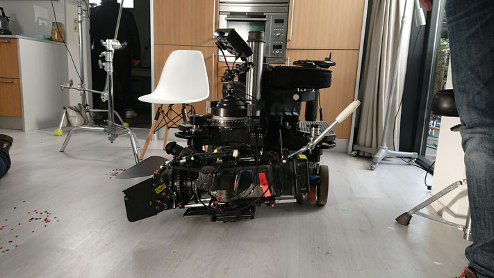 Cinegrip Panther Classic Plus dolly Cinegrip Bjorn Schumacher