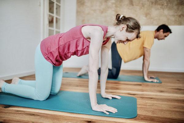 Pilates & Rücken Online Kurs