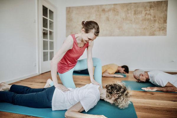 Pilates & Rücken