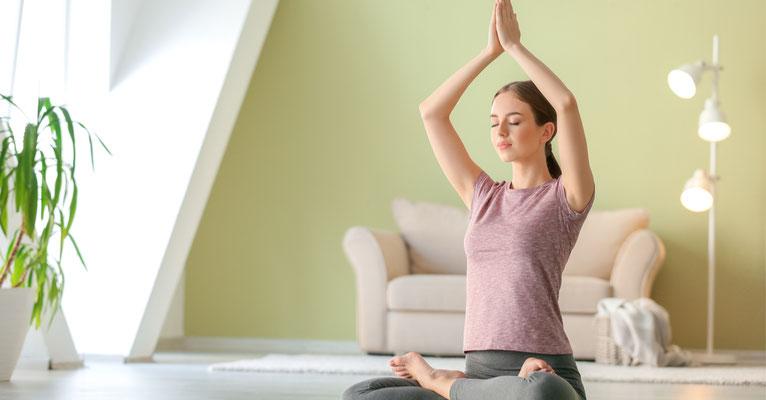 Rücken Yoga Online Kurs