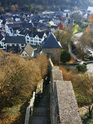 Bad Münstereifel - Stadtmauer
