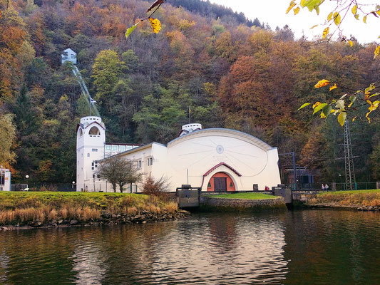 Jugendstilwasserwerk in Heimbach