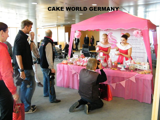 Cake World Germany - Infa Messe