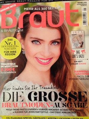 BRAUT Magazin Deutschland