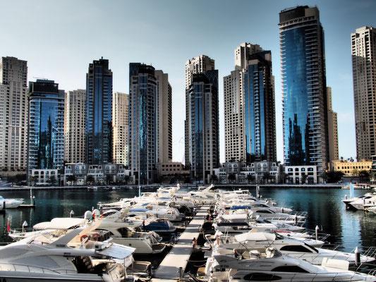 Dubai Marina UAE
