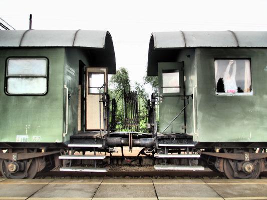 Klasszikus vonatvagonok